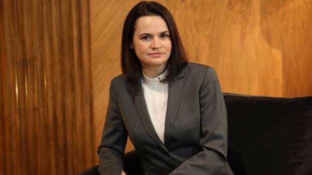Протасевич: литовские налогоплательщики содержат Тихановскую из своего кармана