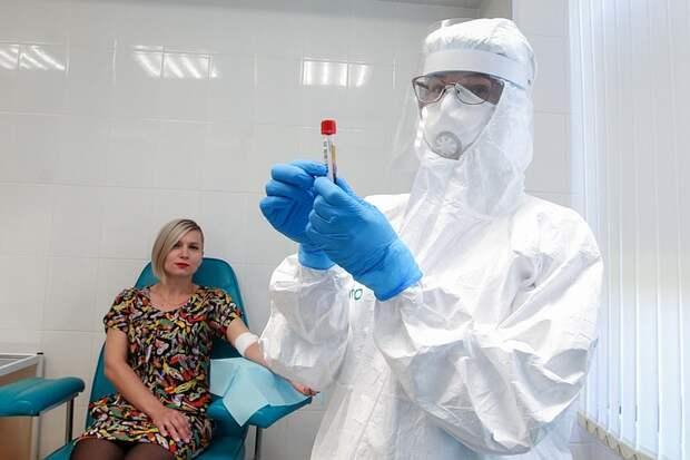 Можно ли провериться на антитела после вакцинации бесплатно