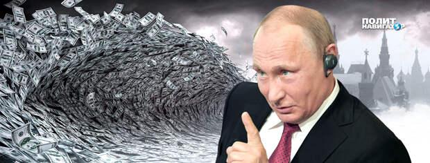 США оказывают Украине военную помощь, но России помогли гораздо в большей степени дав ей...