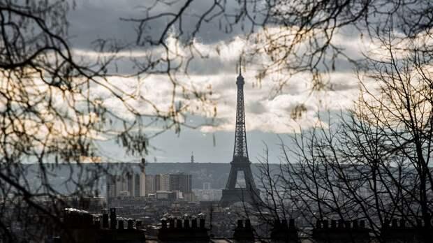 Эйфелева башня в Париже - РИА Новости, 1920, 10.05.2021