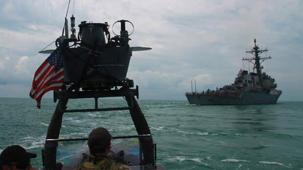 Bloomberg: ВС США не исключают военного столкновения с Россией в акватории Черного моря