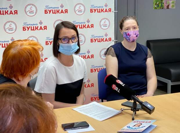 Более 400 обращений — лидер «Совета матерей» Буцкая о работе общественной приемной