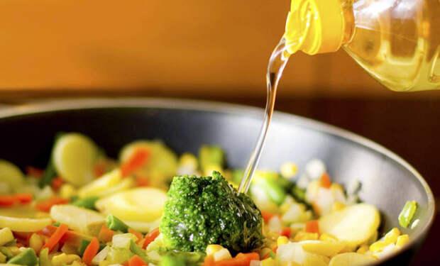 Запеченные овощи стали вкуснее: поменяли масло по совету повара