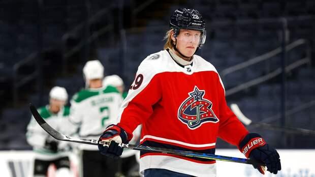 Его называли новым Овечкиным, а он буксует уже во втором клубе НХЛ. Теперь Лайне воспитывает суровый Торторелла
