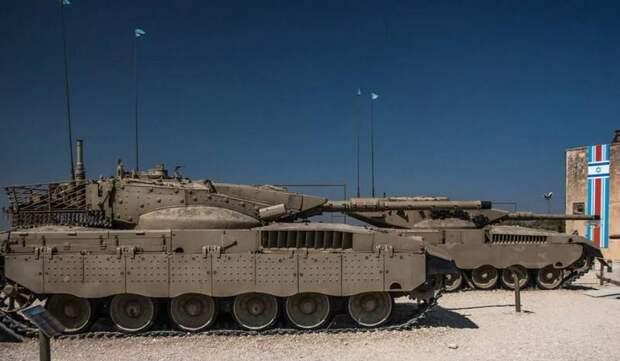 «Меркава»: как модернизировались израильские танки