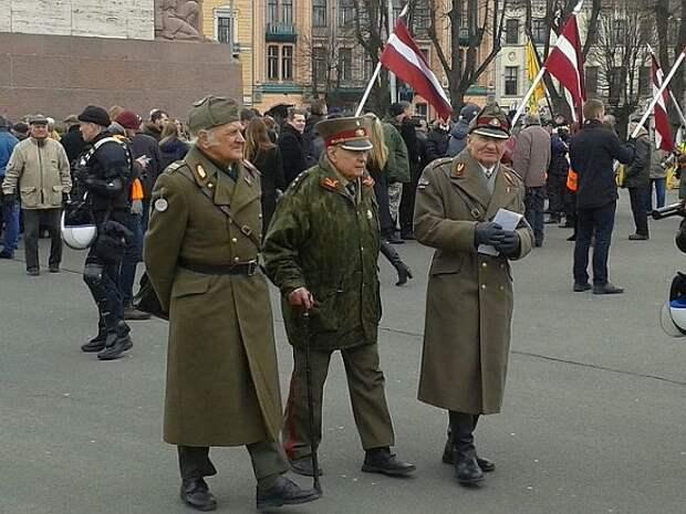 Президент Латвии назвал Вторую мировую войну «чужой» для страны