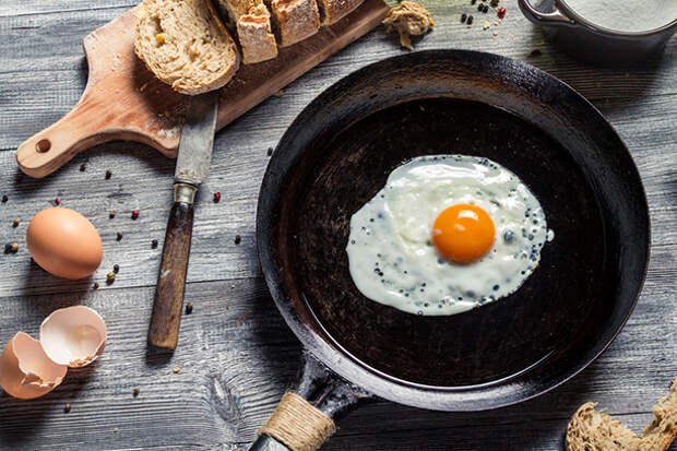Что съесть утром, если вчера вечером малость перебрал