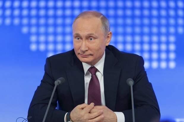 Европе повезло, что у неё есть Путин