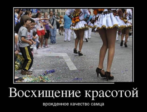 Восхищение красотой » Демотиваторы по-русски - Создать демотиватор