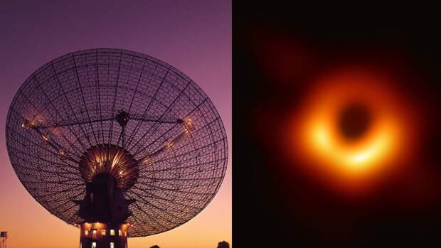 Астрофизики изучили черную дыру галактики М87 по новым изображениям