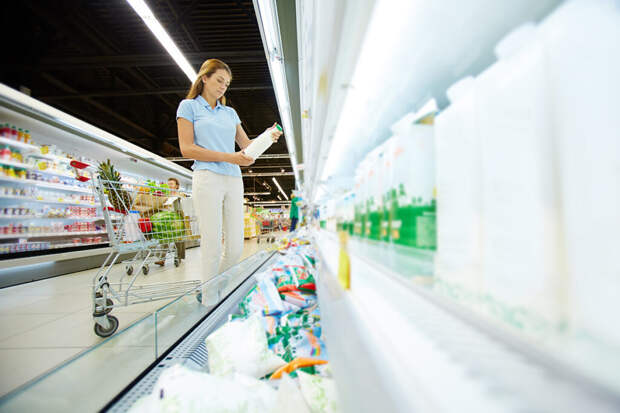 Диетолог перечислила наименее полезные кисломолочные продукты