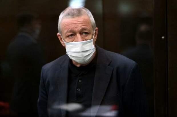 Защита Ефремова подала кассационую жалобу на приговор Мосгорсуда
