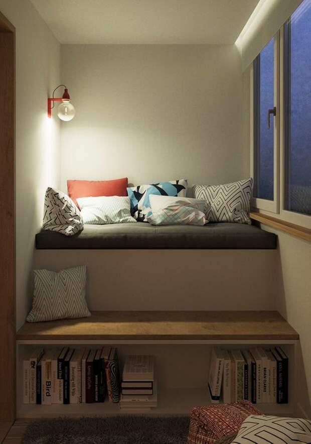 Балконы, на которых хочется жить
