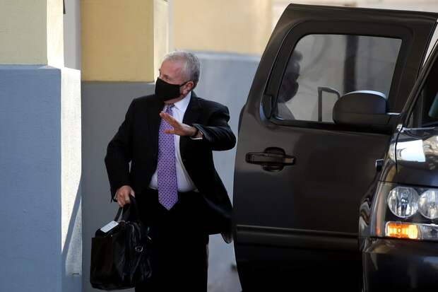 Посол США Джон Салливан улетел из Москвы