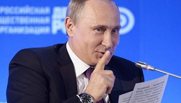 Американцы нашли неопровержимые доказательства личного участия Путина в хакерских атаках