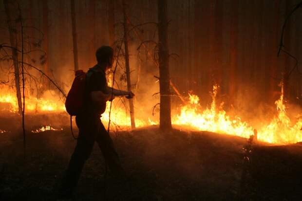 Противопожарный режим устанавливается в Нижнем Новгороде