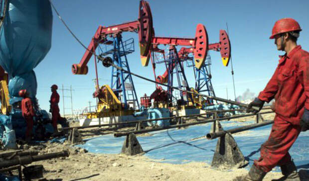 На11,6% увеличил добычу газа Китай вянваре–апреле 2021