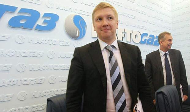 «Нафтогаз» думает подзаработать на «Газпроме»