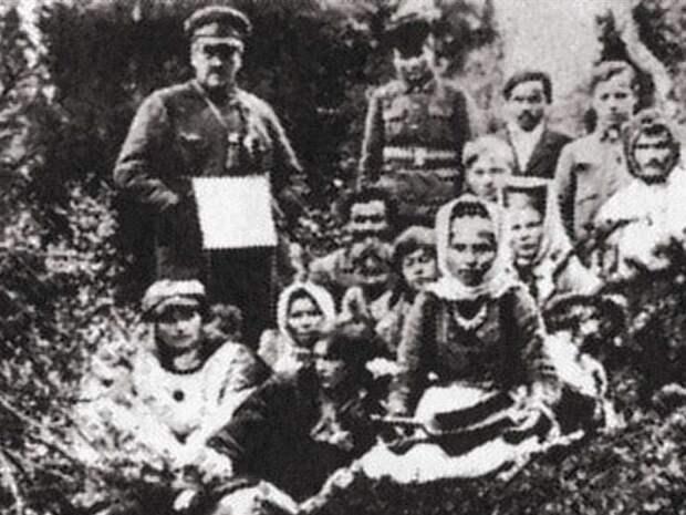 Экспедиция Барченко на Кольский полуостров