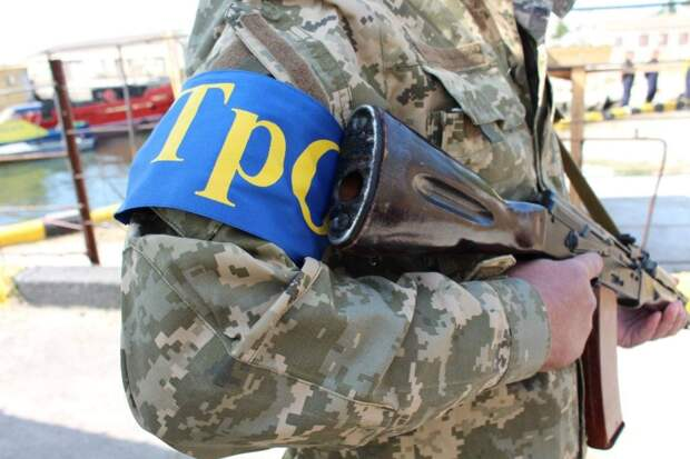 Вооружённые силы Украины приблизятся к границам Крыма с целью охраны
