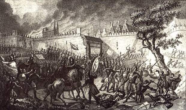 Как Иван Грозный создал первые сухопутные войска России