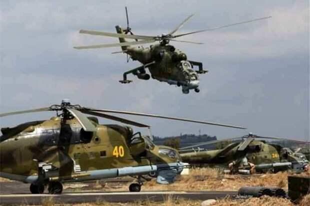 Россия обкладывает США в Сирии: в тылу американцев создана российская военная база