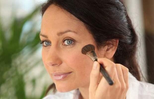 Основные правила макияжа для женщин в возрасте