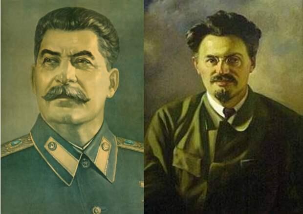 Гидра троцкизма в очередной раз подняла свою голову на Россией