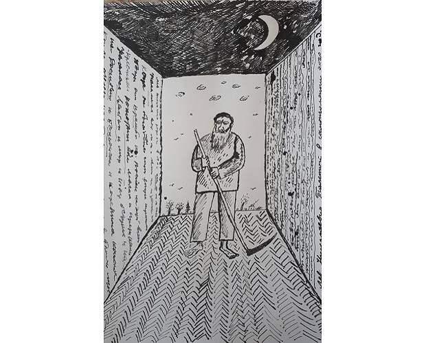 Андрей Бильжо: Когда я сидел на карантине в маленькой психиатрической больнице….