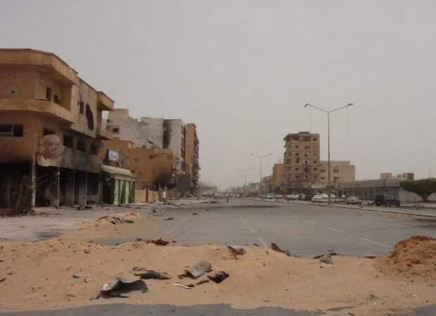 Мисмари тезисно рассказал о том, что происходит в Ливии