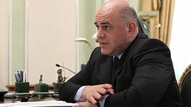 Михаил Мишустин провел рабочую встречу с премьер-министром Ливии