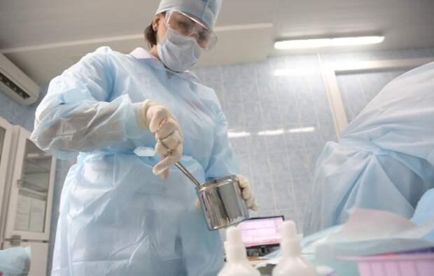 Детскую поликлинику и медицинский корпус введут в СВАО в этом году