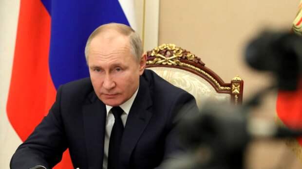 В Кремле объяснили, почему Путин решил поговорить с Байденом в Женеве