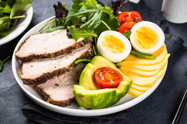 LCHF-диета для похудения на 20 и более килограммов за полгода