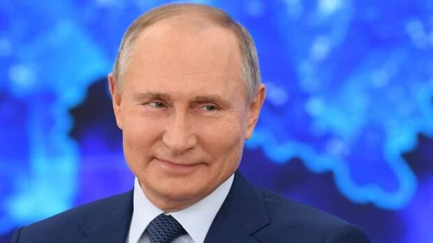 Рождественский подарок для Путина.