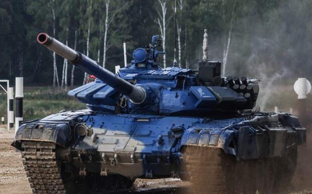 Российская модернизация Т-72 вызвала зависть у польского генерала