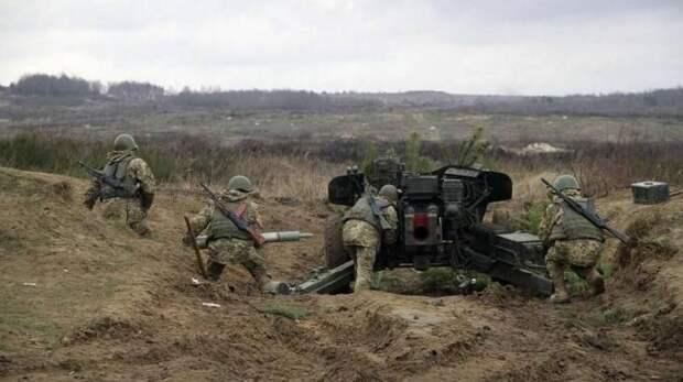 Невойна на Донбассе: странности и страсти