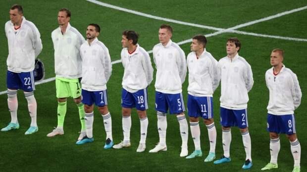 Тесты на COVID-19 всех игроков сборной России показали отрицательный результат