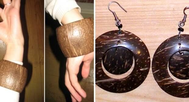 поделки из кокоса для аквариума