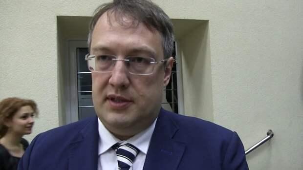 Украинского замглавы МВД в прямом эфире попытался заменить кот