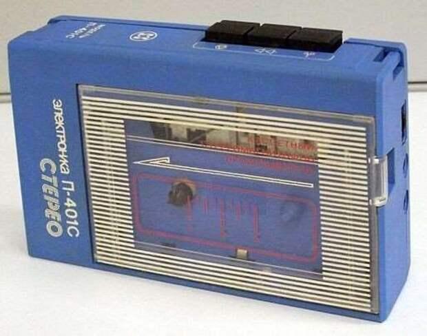 11 советских кассетных плееров. Хочу быть, как Walkman! (11 фото + 1 видео)