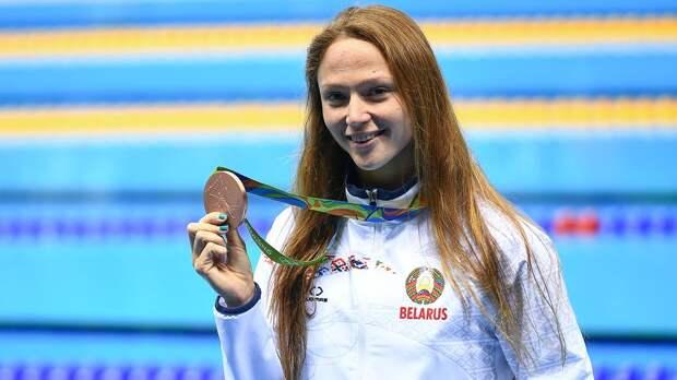 Следственный комитет Белоруссии объявил в розыск самую успешную пловчиху страны. Ей грозит до 5 лет тюрьмы