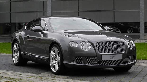 Ростовчанка лишилась Bentley Continental GTиз-за неуплаты налогов