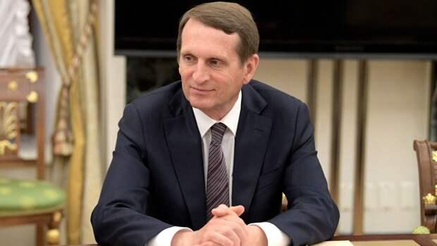 Глава СВР назвал недальновидным решение Великобритании о конфронтации с РФ