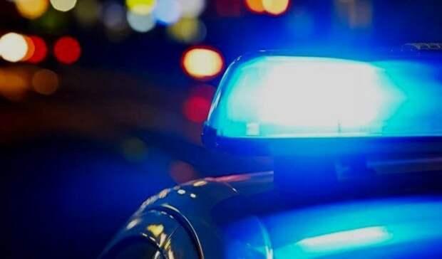 Девочка-подросток напала насотрудника полиции вКарелии