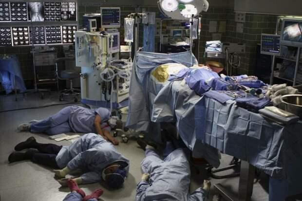 Один из самых странных случаев в современной медицине, так и оставшийся  без ответа