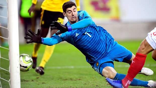 Куртуа: «В этом сезоне пенальти в ворота «Реала» ставят слишком часто»