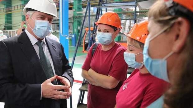 Более 110тысяч жителей Ростовской области хотят трудоустроить в2021году