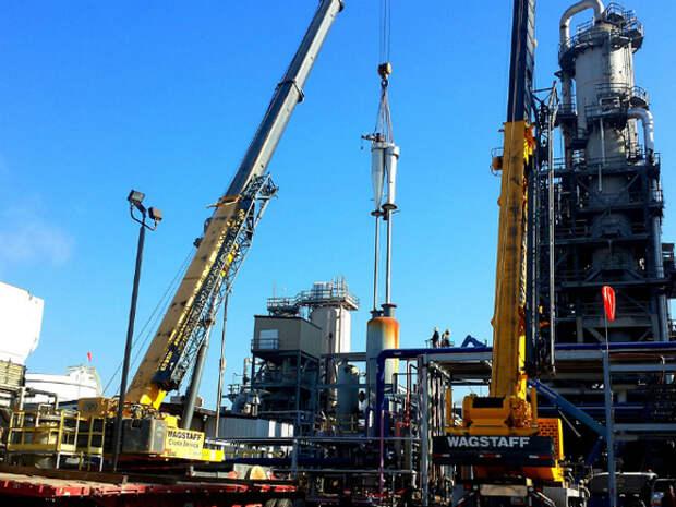 Котировки нефти Brent и WTI продолжают повышаться