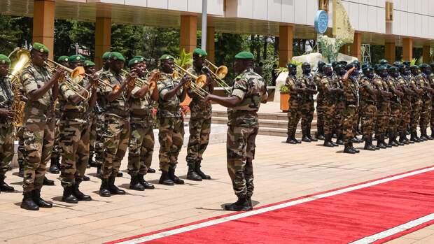 Власти Мали создадут военную академию для старших офицеров